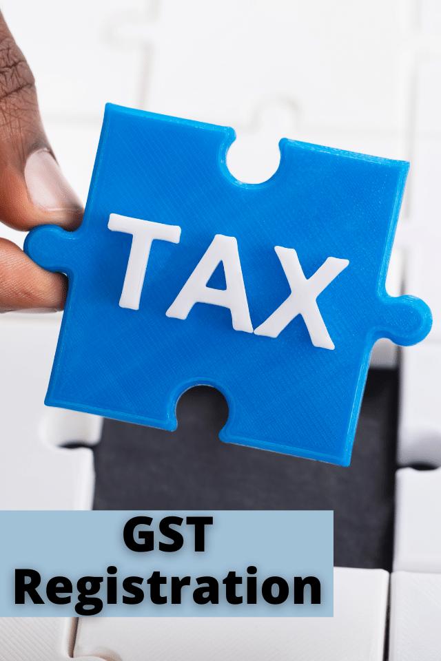GST Registration legasource